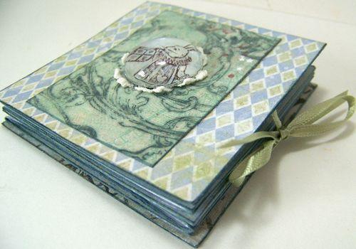 Etsy- miniBook fairy tales 014