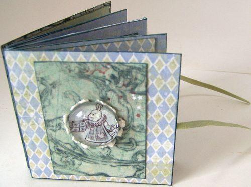 Etsy- miniBook fairy tales 002