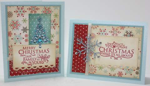 Christmas card workshop 010