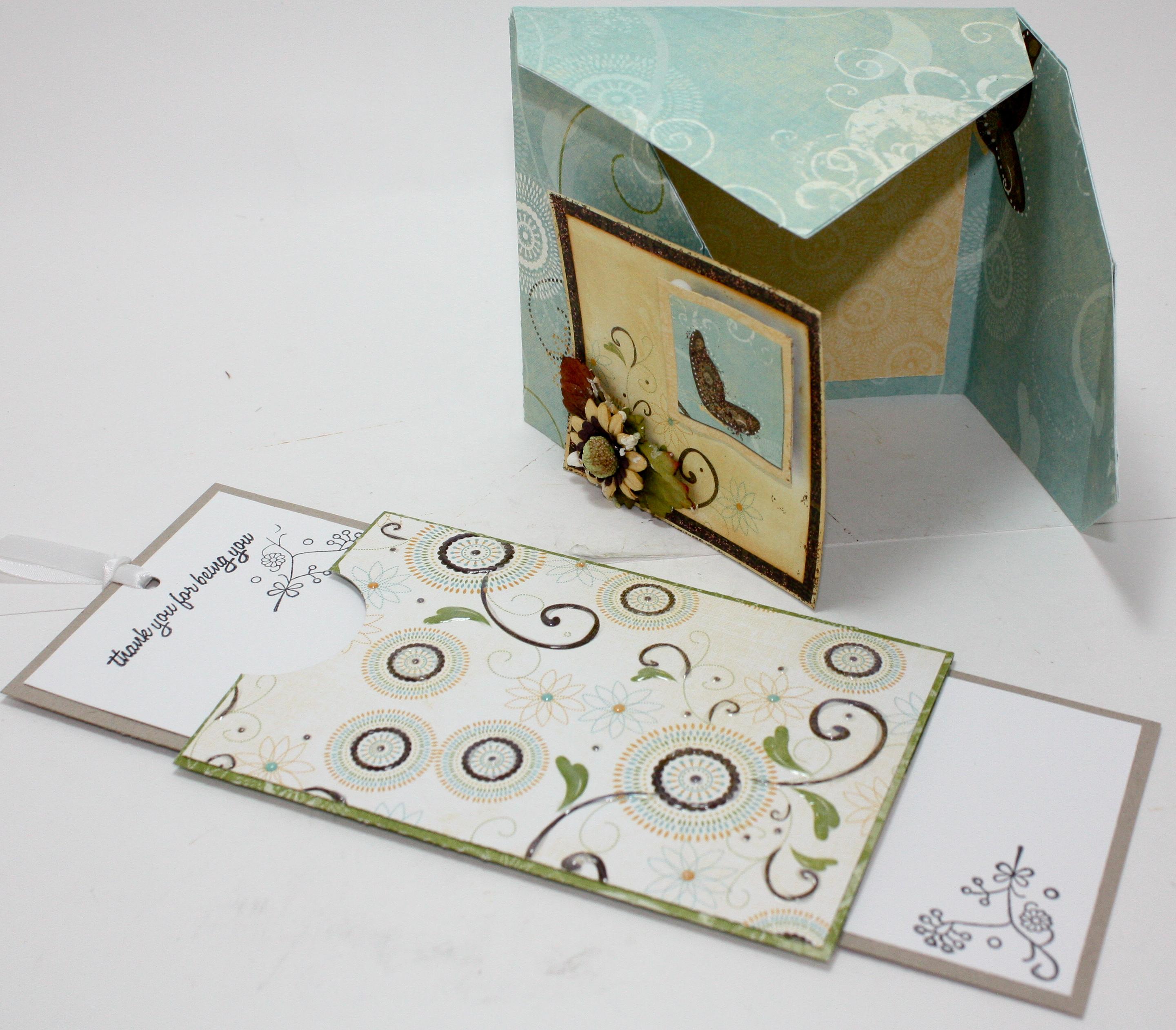 Fabulous Folding Cards III-Winter
