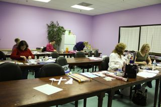 Santa's Card Workshop (1 of 1)