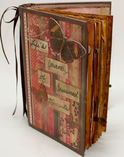 Altered Book-Winter (1 of 1)