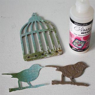 Birdcage card-1-2