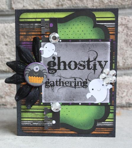 Bo bunny halloween card-1