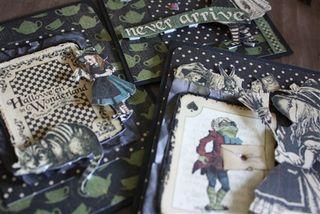 Halloween Cards close up-1