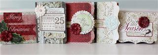 Christmas cards workshop-1
