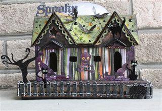 Halloween House-1