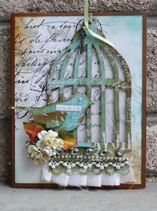 Birdcage card-10