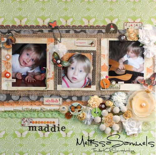 Maddie Layout