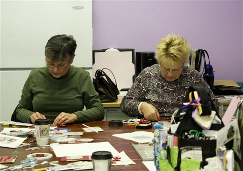 Christmas Card Workshop-11/6/10
