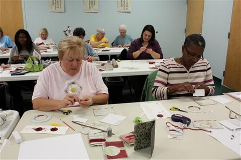 Christmas Card Workshop-11/5/10